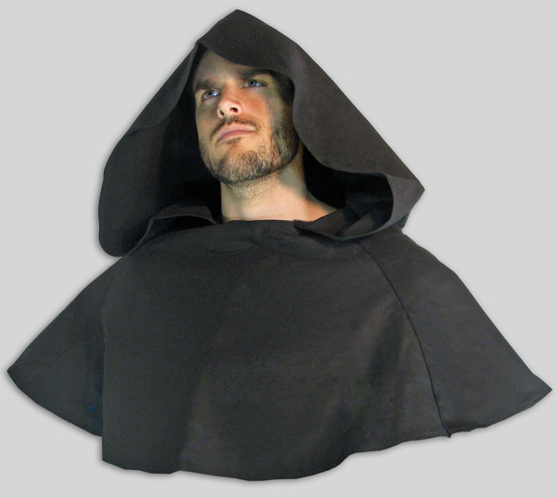 Cowl with hood