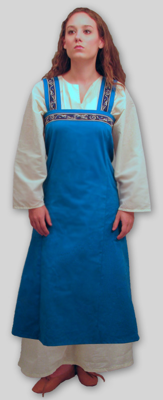 Viking Apron Dress