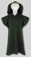 Picture: Hooded Tunic short sleeves
